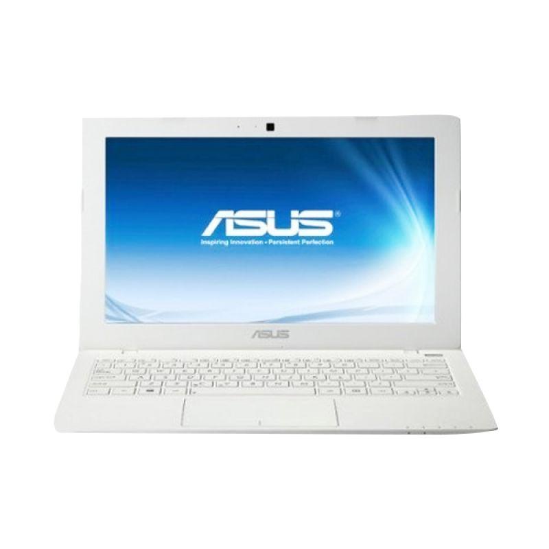Asus X200MA-KX436D Putih Notebook [Celeron N2840/11,6