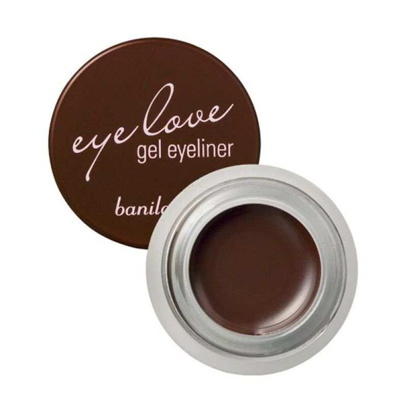 banila co. Eye Love Gel Eyeliner - Dark Brown 4gr