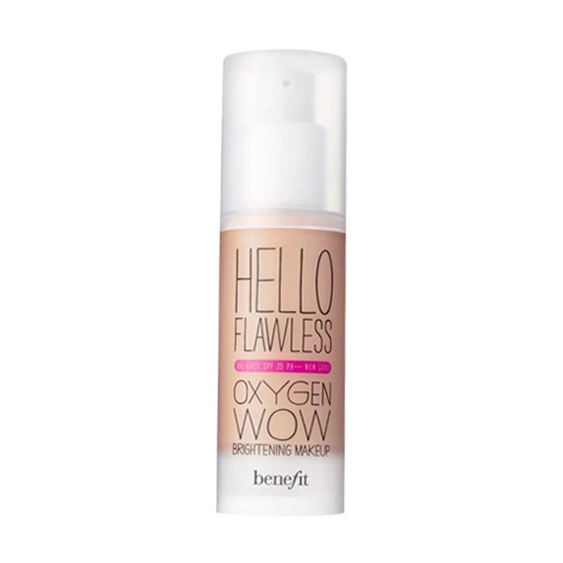 Benefit Hello Flawless Oxygen Wow SPF25 PA+++ Oil-Free Brightening Petal 30ml