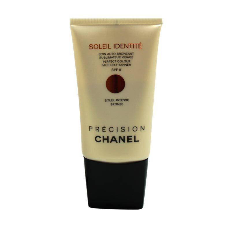Chanel Precision Soleil Intense SPF 8 Pelembab Wajah [50 mL]