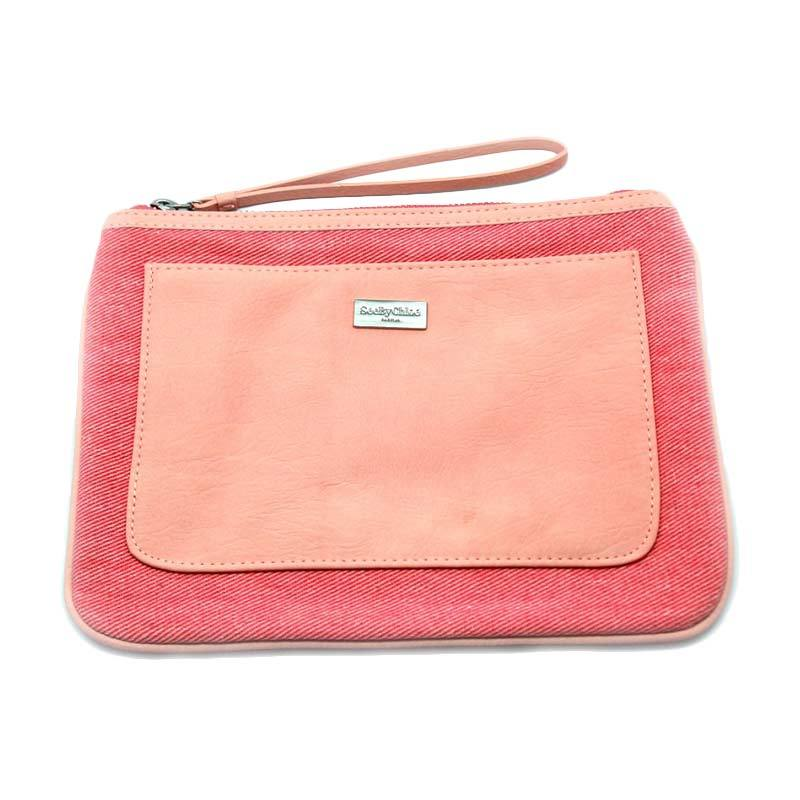 Chloe See Pink Pouch