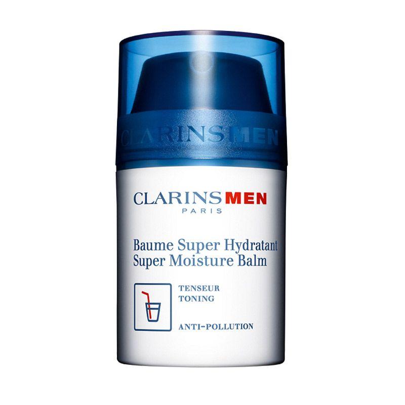 Clarins Men Super Moisture Balm Pelembab Wajah [50 mL]