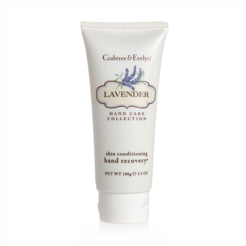 Crabtree & Evelyn Lavender Skin Conditioning Hand Recovery 100g