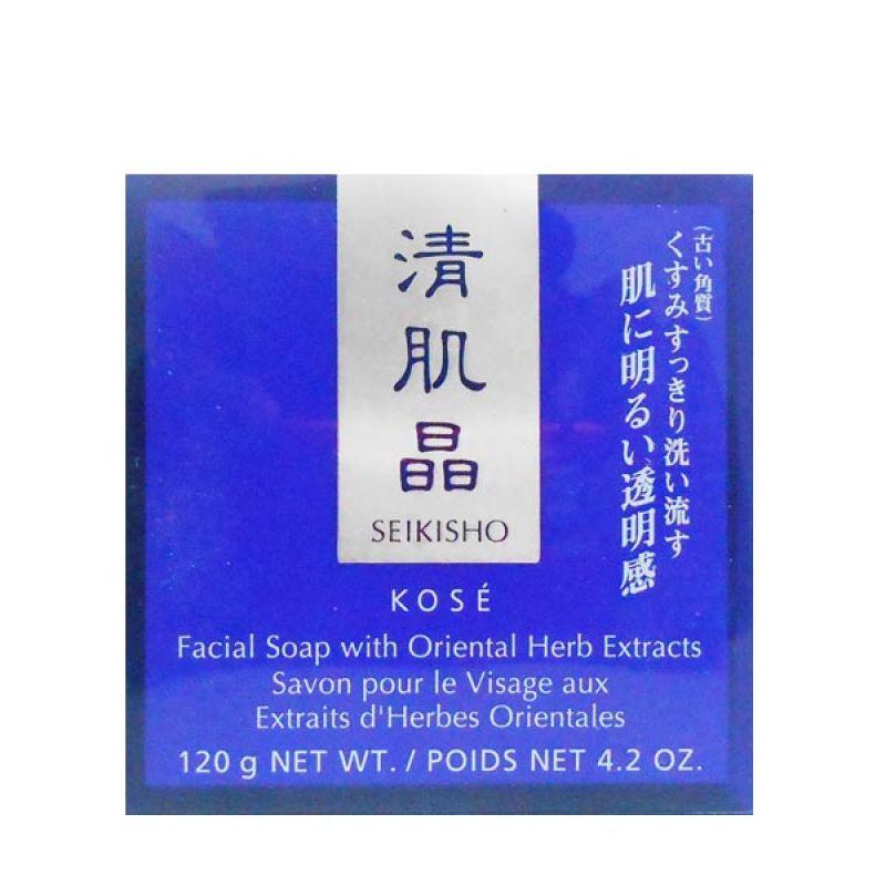 Kose Seikisho Facial Soap (refill) (120g)