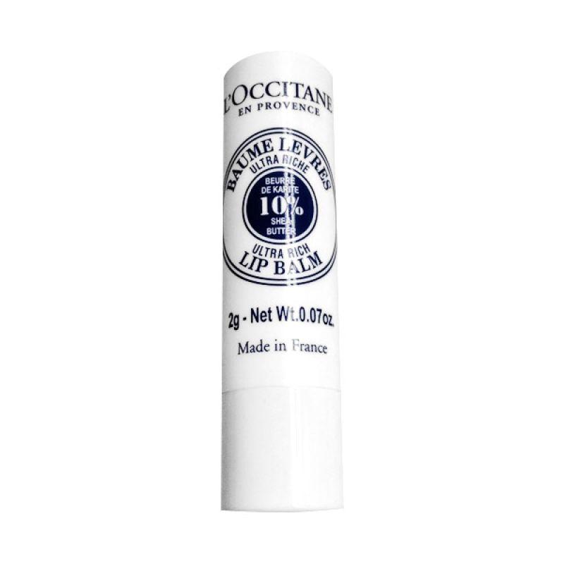 L'Occitane Ultra Rich Lip Balm [2 g]