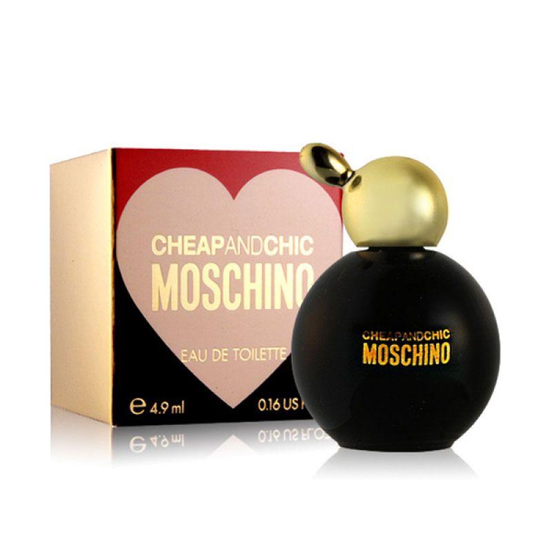 Moschino Cheap and Chic EDT Parfum Wanita [4.9 mL]