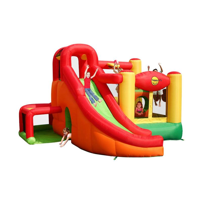 Bestway 6 in 1 Happy Hop Play Centre Permainan Luar Ruangan