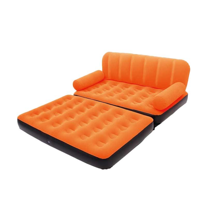Bestway 67356 Sofa Bed 2 in 1 Double - Orange
