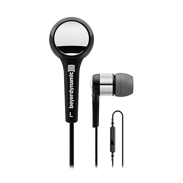 Beyerdynamic MMX 102iE in Ear Black Silver Headset