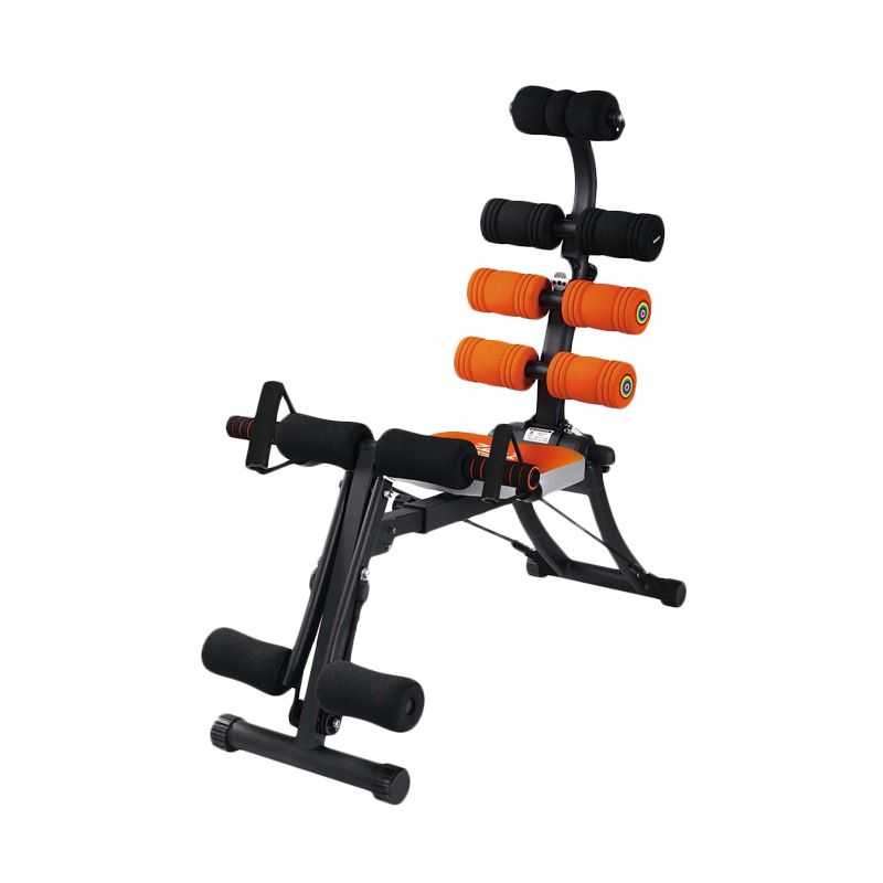 BFIT Wonder Master 22 In 1 Orange Alat Fitness & Training