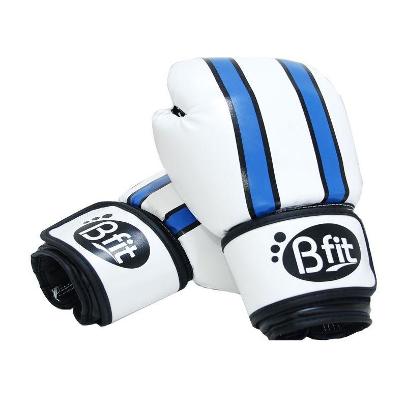 BFIT 3086 Putih Biru Sarung Tinju