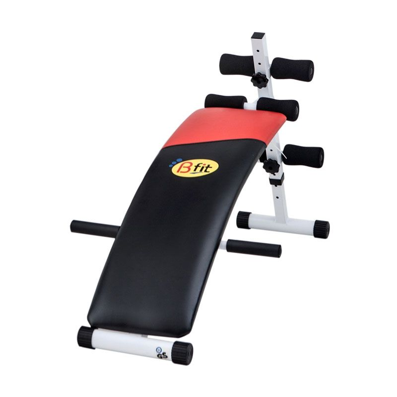 BFIT Sit Up Bench 102 Alat Fitness & Training