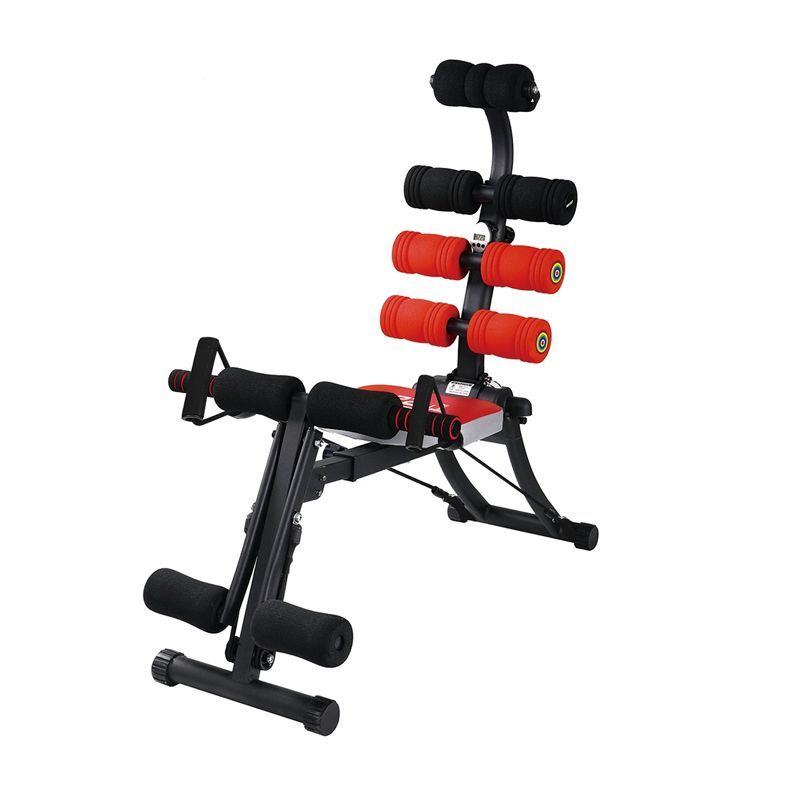 BFIT Wonder Master 22 in 1 Merah Alat Fitness dan Training