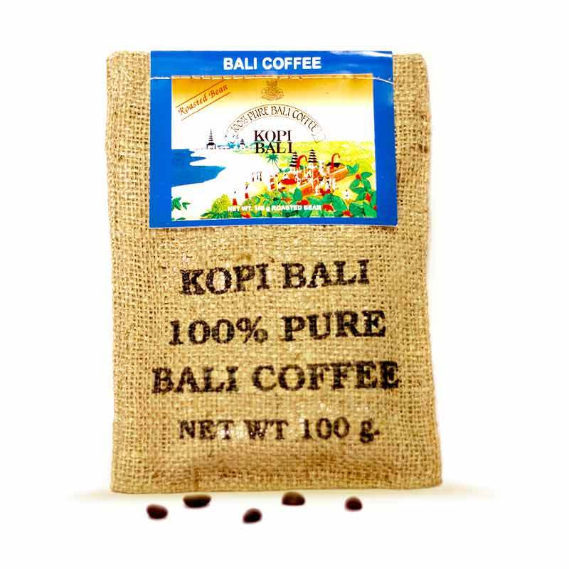 Kupu Kupu Bola Dunia - Robusta Bali Coffee Beans (Karung 100 gr)