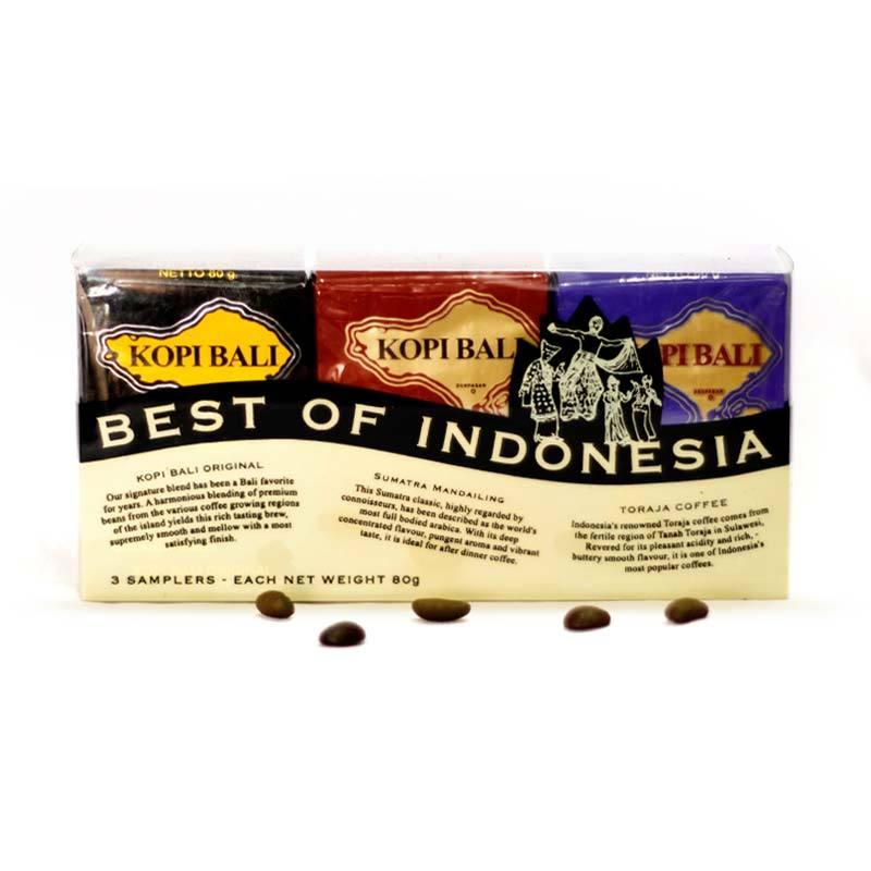 Kupu Kupu Bola Dunia - The Best of Indonesia Coffee 240 gr