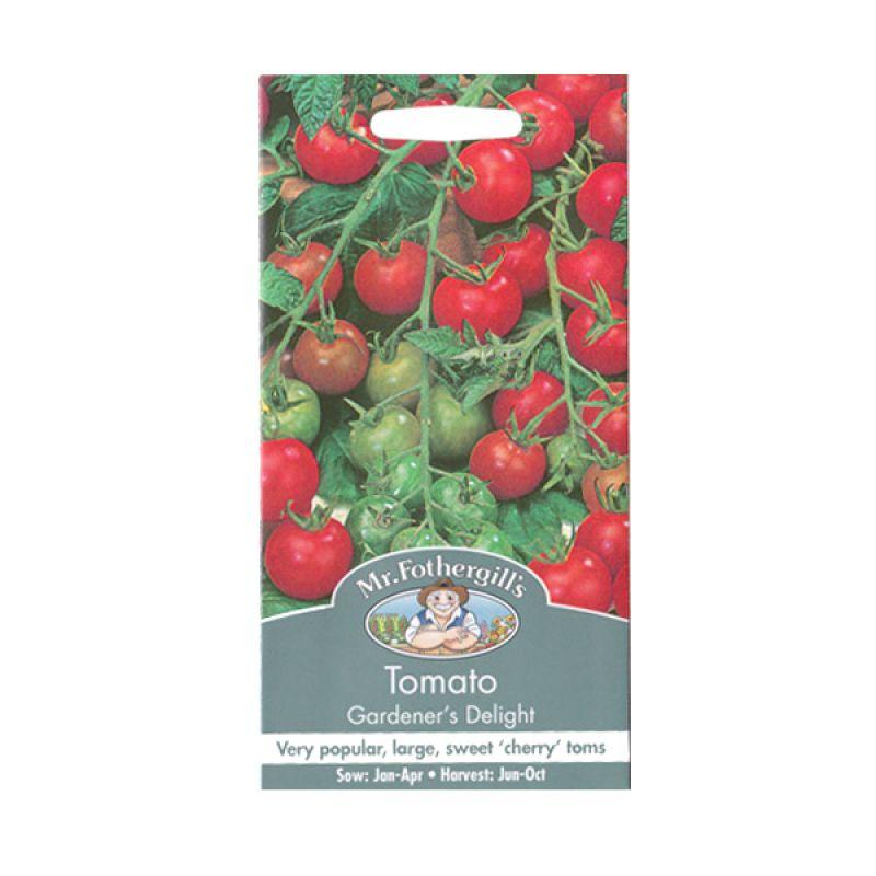 Mr.Fothergill's Tomato (Cherry) Gardeners Delight Bibit Sayuran