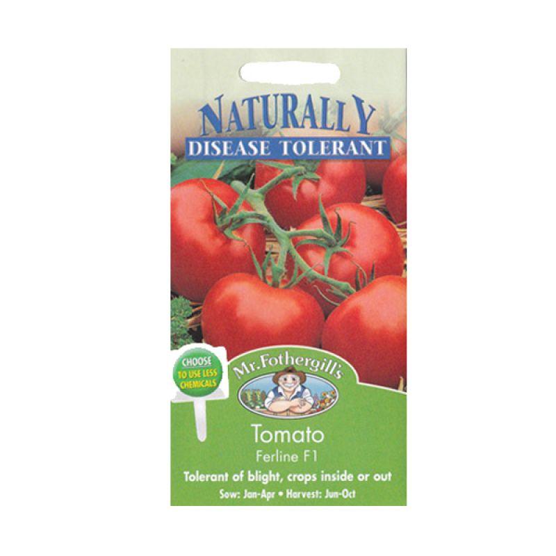Mr.Fothergill's Tomato (Standard) Ferline F1 Bibit Sayuran