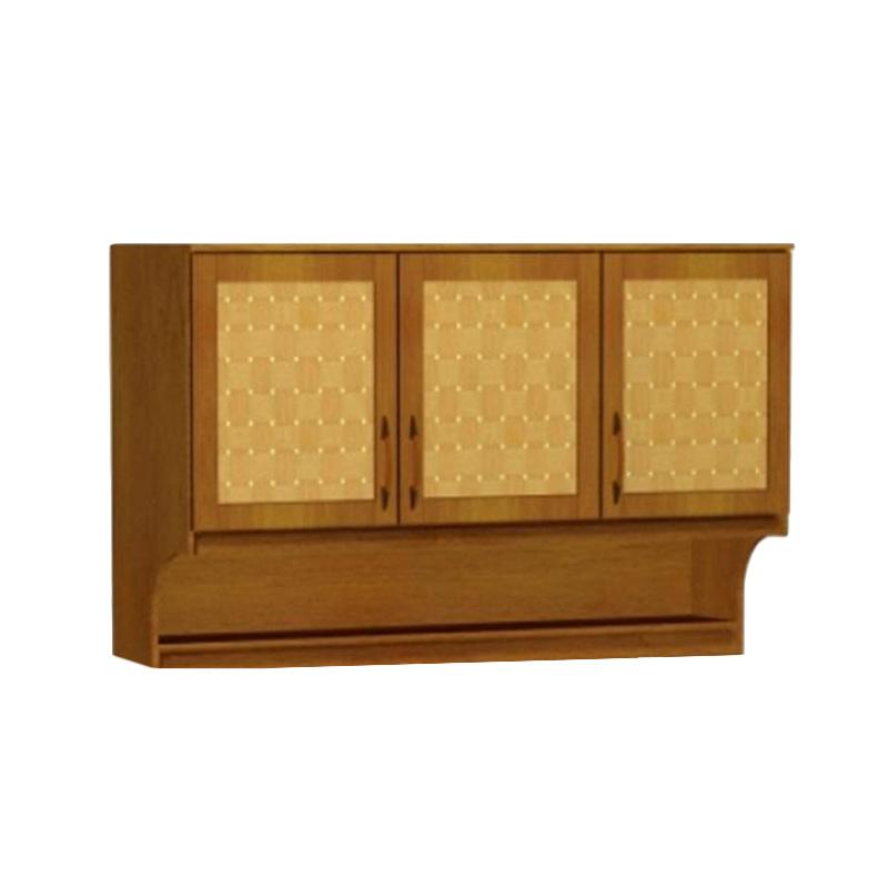 Big Panel LDA-531 Lemari Dapur Atas [3 Pintu/Khusus Jabodetabek] bawah