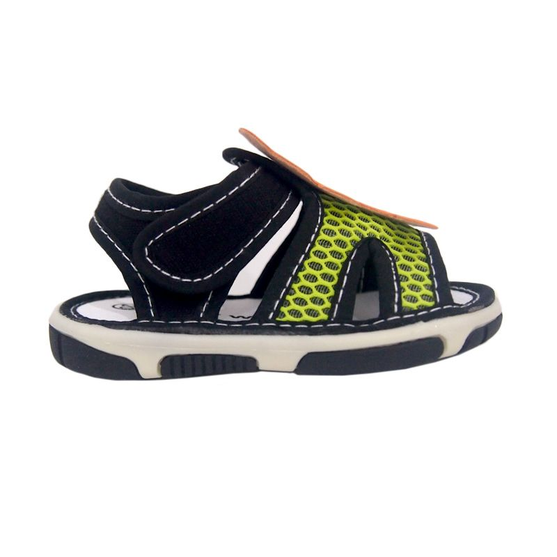 Starwalk Bear 101 Black Green Sepatu Bayi