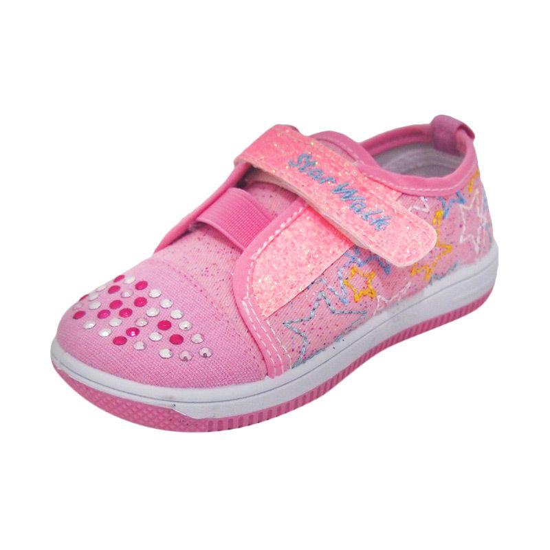 Starwalk Rainbow 102 Pink Sepatu Bayi