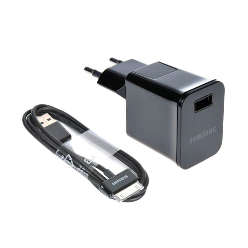 Samsung Black Travel Charger for Galaxy Tab