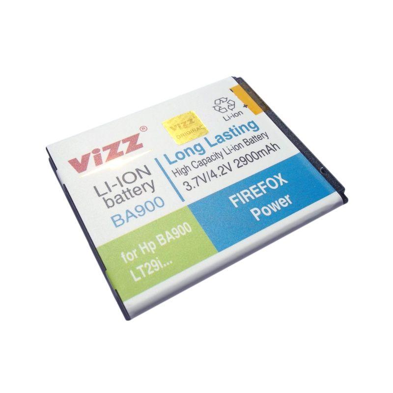 Vizz Baterai for Sony Xperia J/L/M/LT291 [2900 mAh]
