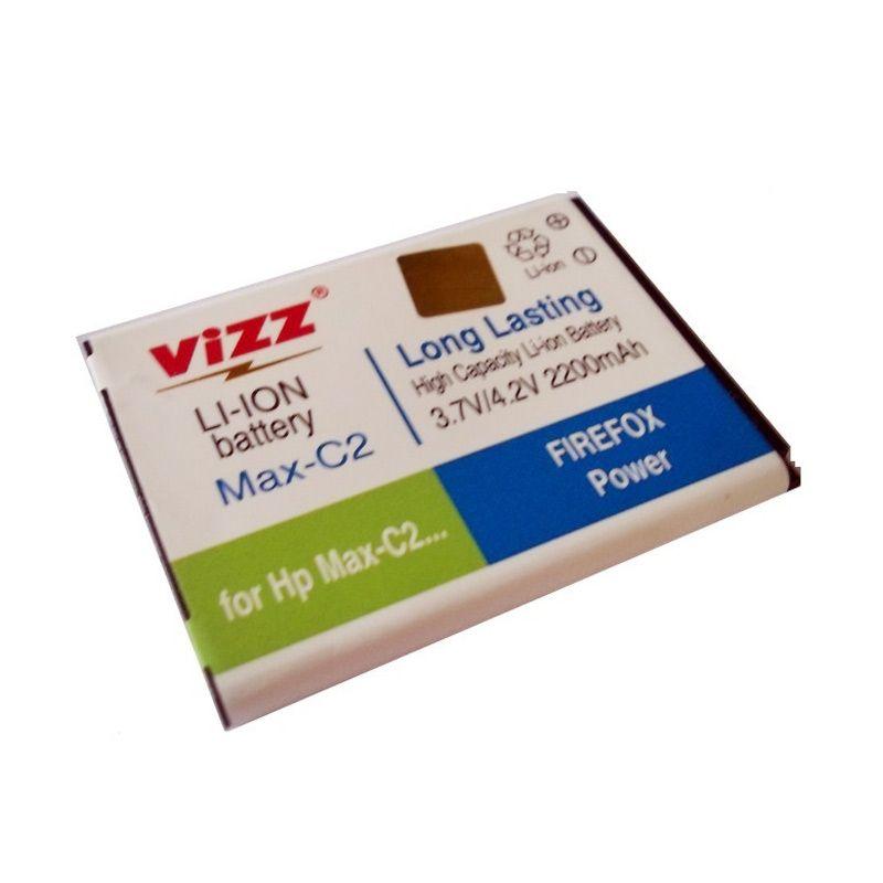Vizz Battery for Smartfren Andromax C2/G [2200 mAh]