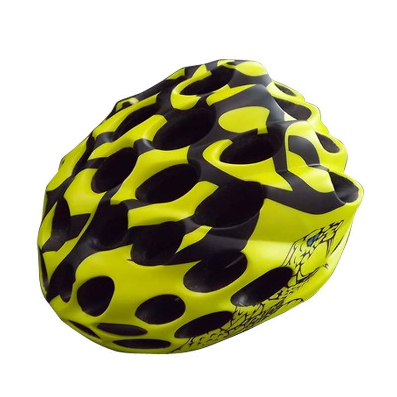 Nuke Head Helmet Tarmac 3908 Yellow