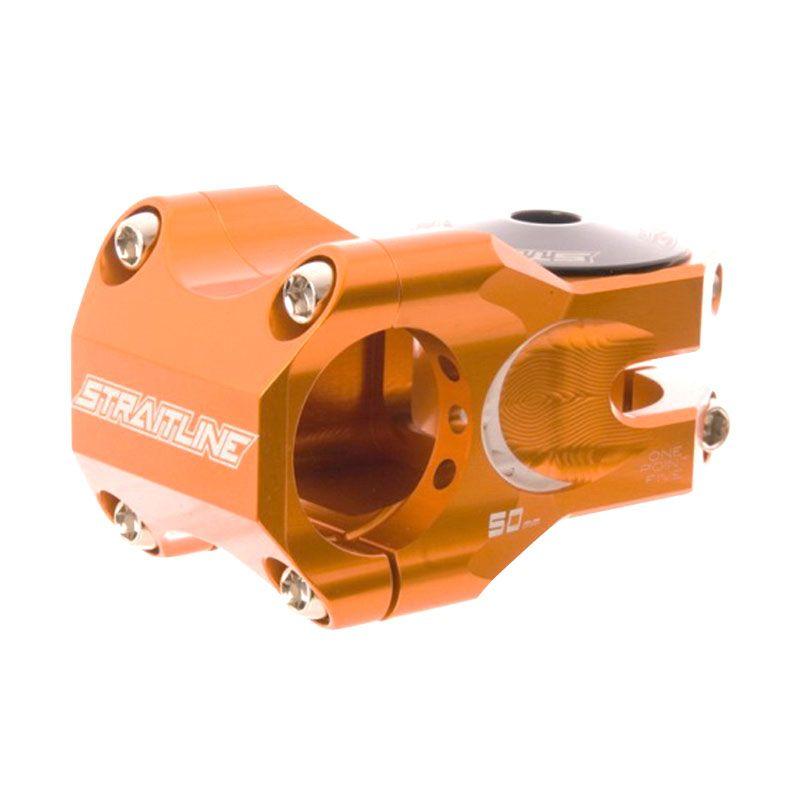 Straitline Stem SC Pinch Clamp 1.5 x 50 mm 1471 Orange