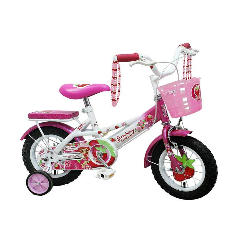 Wimcycle Strawberry Short Cake Sepeda CTB