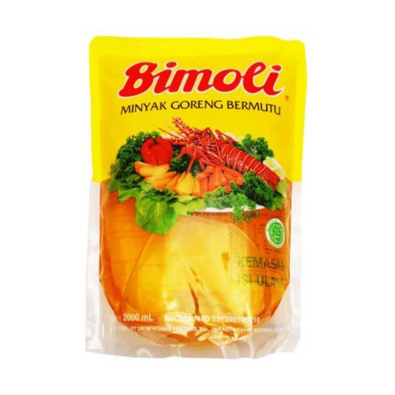 Jual Bimoli Minyak Goreng Pouch 2000 Ml Online