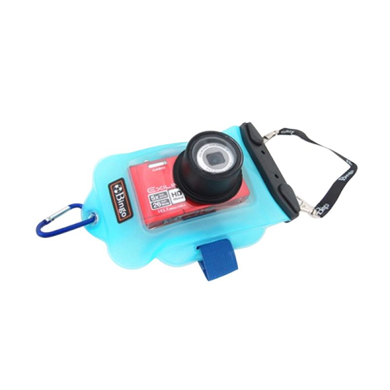 Bingo Camera Clipper Blue