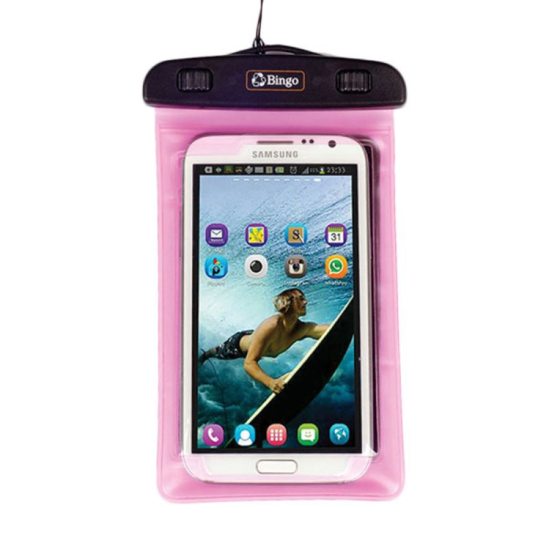 Bingo Galaxy Clipper Pink