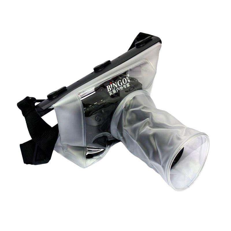 Bingo SLR WP04-8 White Waterproof Bag for Camera