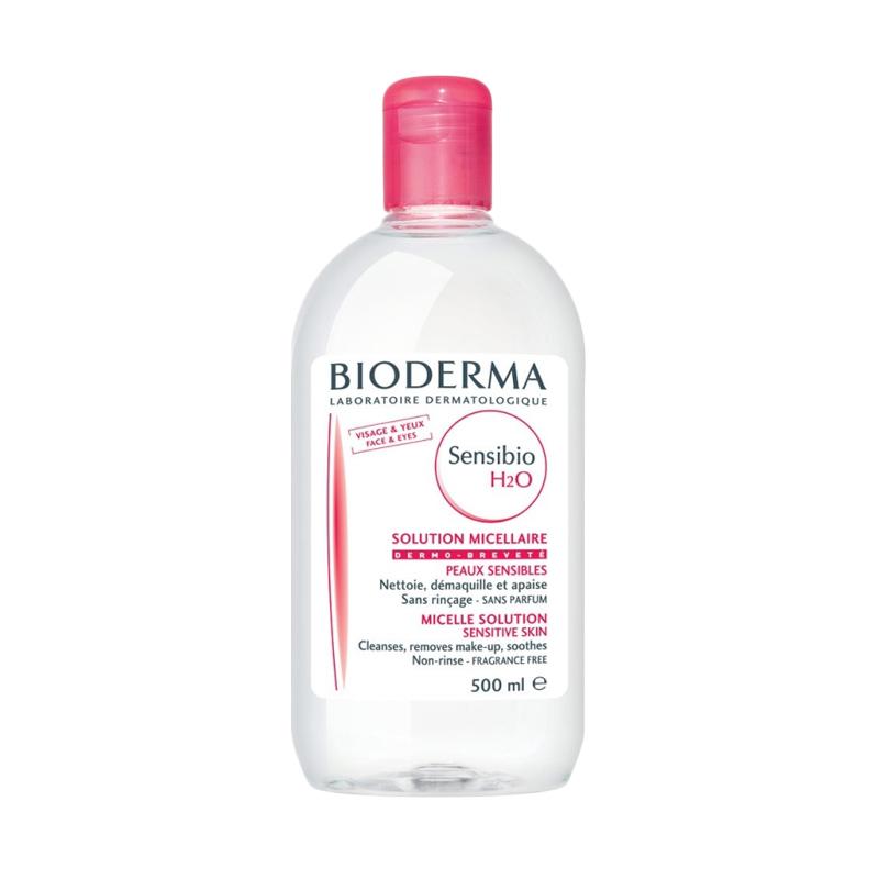 Bioderma bioderma sensibio h2o pembersih wajah  500 ml  full03