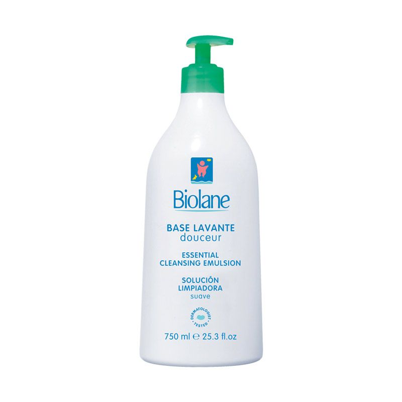 Biolane Essential Cleansing Emultion 750 ml