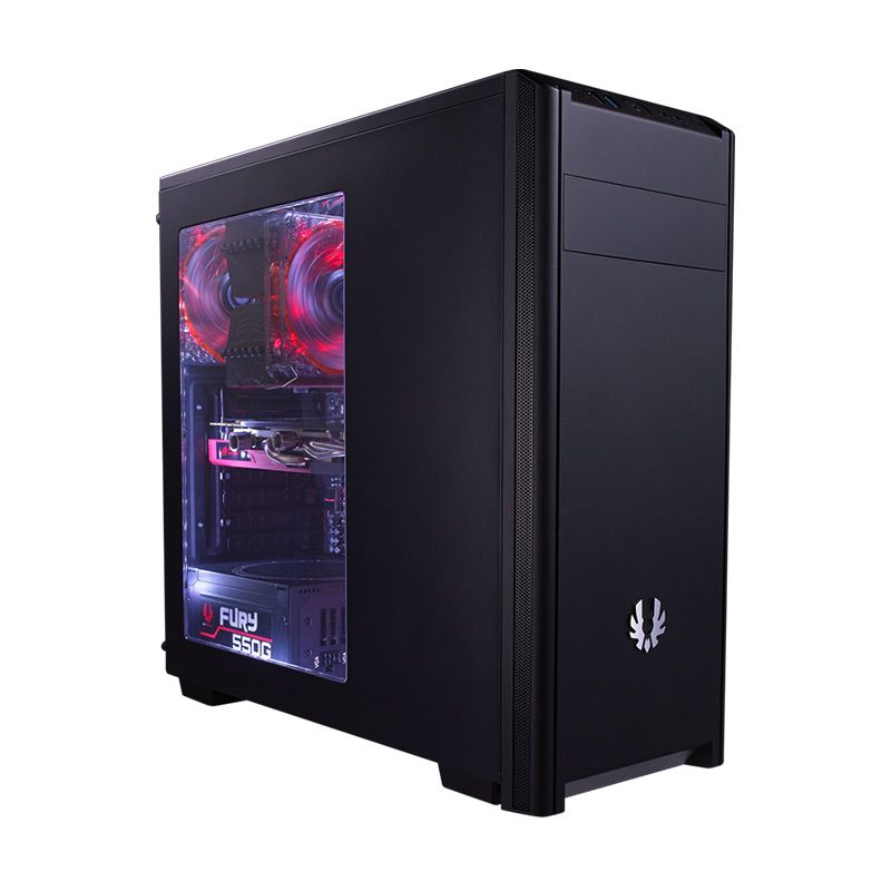 Bitfenix Nova Window PC Case - Black