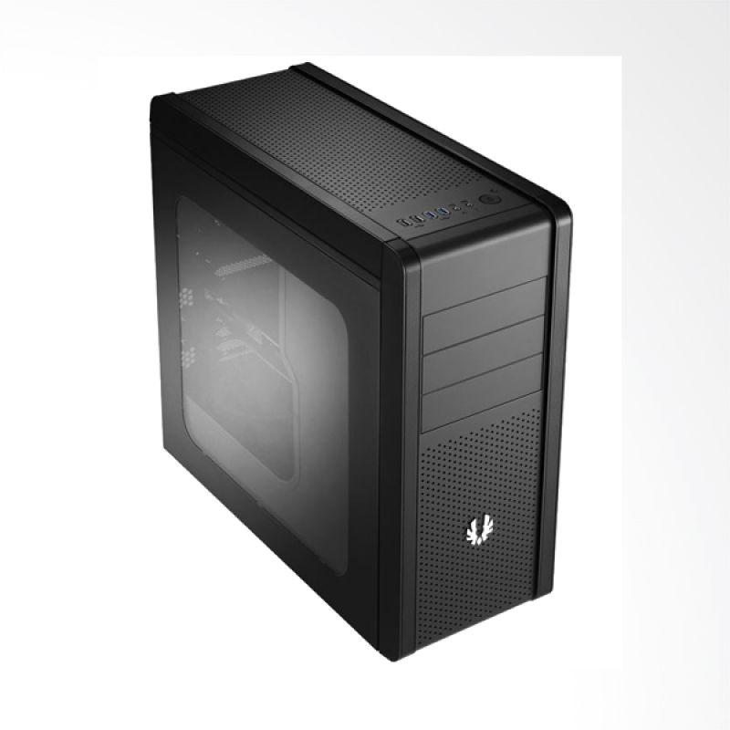 Bitfenix Ronin Window Black Casing Komputer For Motherboard [Mini-ITX, MicroATX, ATX]