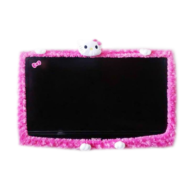 Hanakei Hello Kitty Bando ( Bandana ) TV 21 - 32 inch - Pink