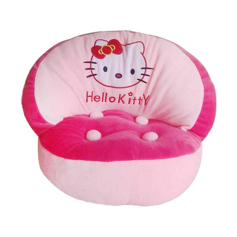 BL Sofa Boneka Kerang Hello Kitty