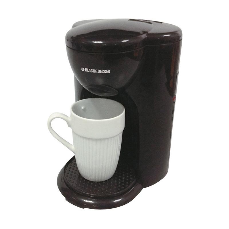 Black & Decker DCM25B1 Coffe Maker [1 Cup/330 W]