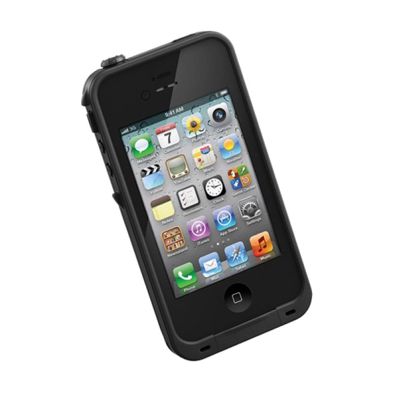 Lifeproof Black Casing for Iphone 4 or 4S