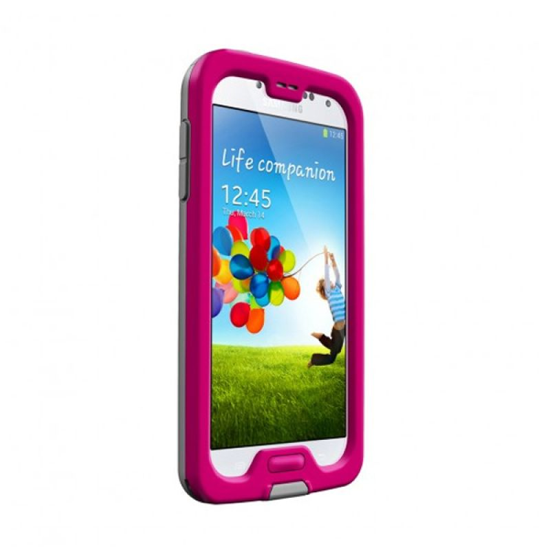 LifeProof Fre Magenta Casing for Samsung S4