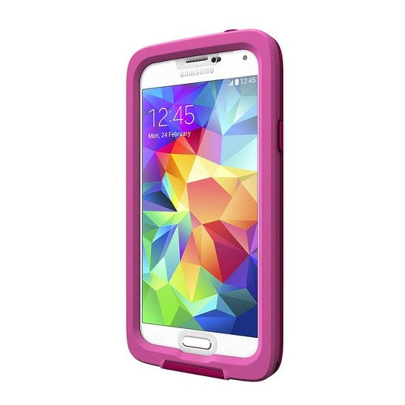 LifeProof Fre Magenta Dark Magenta Casing for Galaxy S5