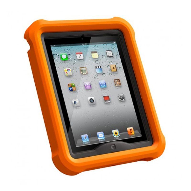 LifeProof Life Jacket Float Orange Casing for iPad 2 or 3 or 4