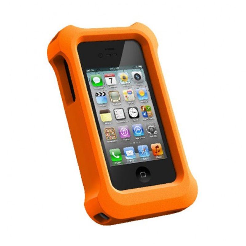 LifeProof Life Jacket Float Orange Casing for iPhone 4S or 4