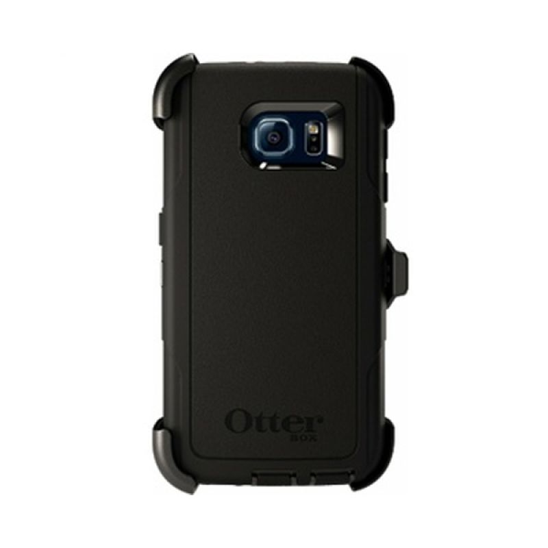 Otterbox Commuter Black Casing for Samsung Galaxy S6