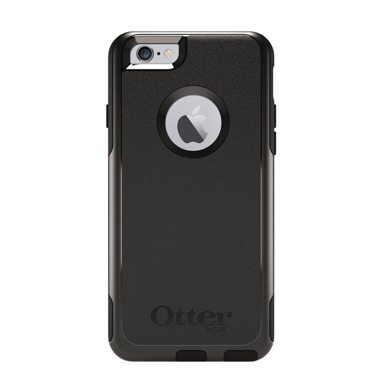 OtterBox Commuter Series Black Casing for iPhone 6