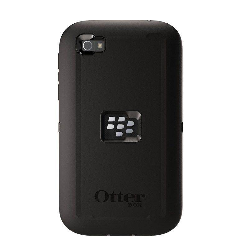 OtterBox Defender Series Black Casing for Blackberry Classic