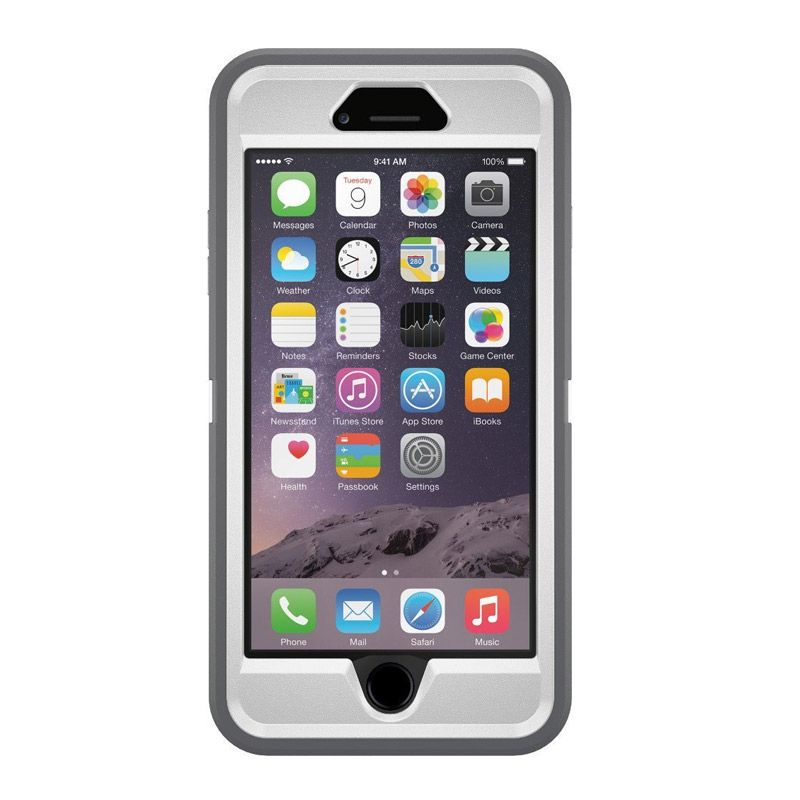 OtterBox Defender Series Glacier Casing for iPhone 6 Plus